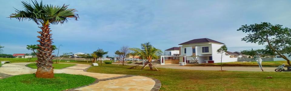 Rumah Exclusive 2 Lantai, Total DP 18 juta All in, Angsuran 5jtan, Free Semua Biaya-biaya